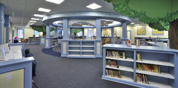 Savannah-Country-Day-School-Library