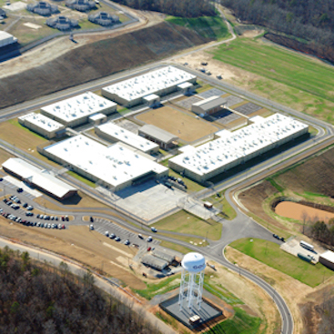 Riverbend Correctional Facility Milledgeville Prison